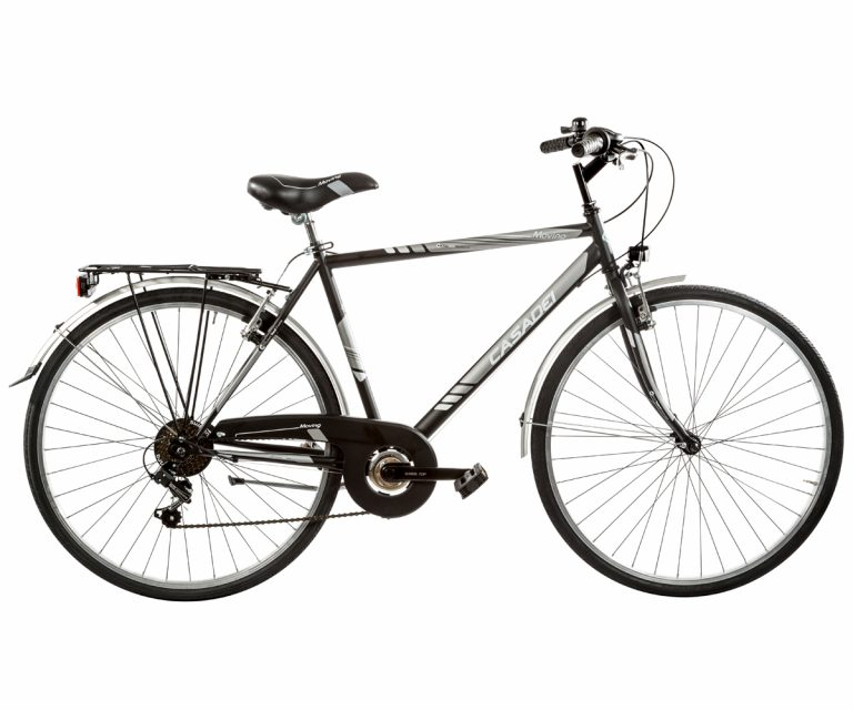 Bicicletta Uomo Casadei Moving City Bike Ruote 28 Con Cambio Shimano