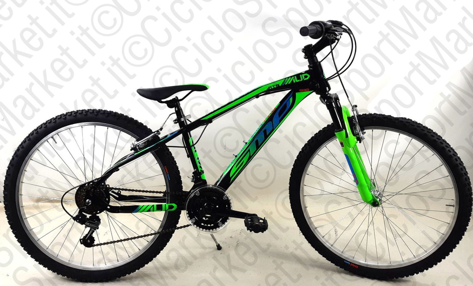 "Bicicletta Mountain Bike 26"" Pollici  Speedcross SMP ""MUD"""