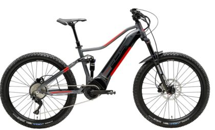 "Bicicletta E-BIKE Mountain Bike BIAMMORTIZZATA Adriatica TORA 27.5""+ Plus"